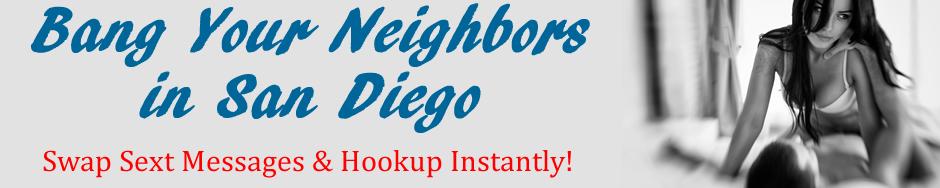 San Diego Hookups